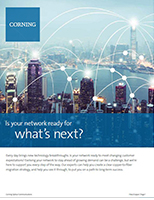 Is your Network ready for what's next ?